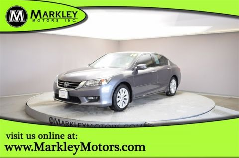 Certified Pre-Owned 2014 Honda Accord Touring