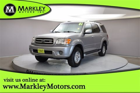 Pre-Owned 2001 Toyota Sequoia Limited